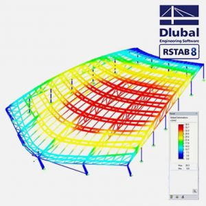 Dlubal-RSTAB8-software-intelligent bim solutions ibimsolutions