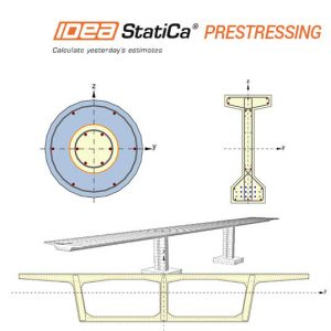 Idea statica prestressing intelligent bim solutions software featured