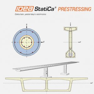 Idea statica prestressing software intelligent bim solutions