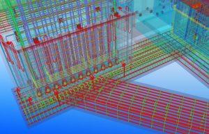 BIM risinājumi armatūras un tās izstrādājumu būvniecībā