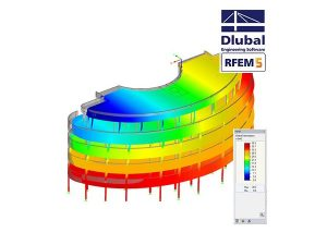 Structural Engineering Software for Analysis and Design Dlubal RFEM
